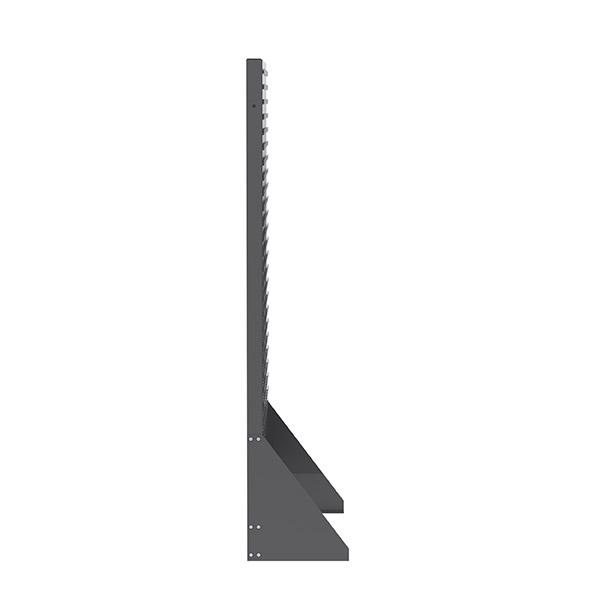 Louvered Panels   Shelving   Racks   Akro Bins   30661