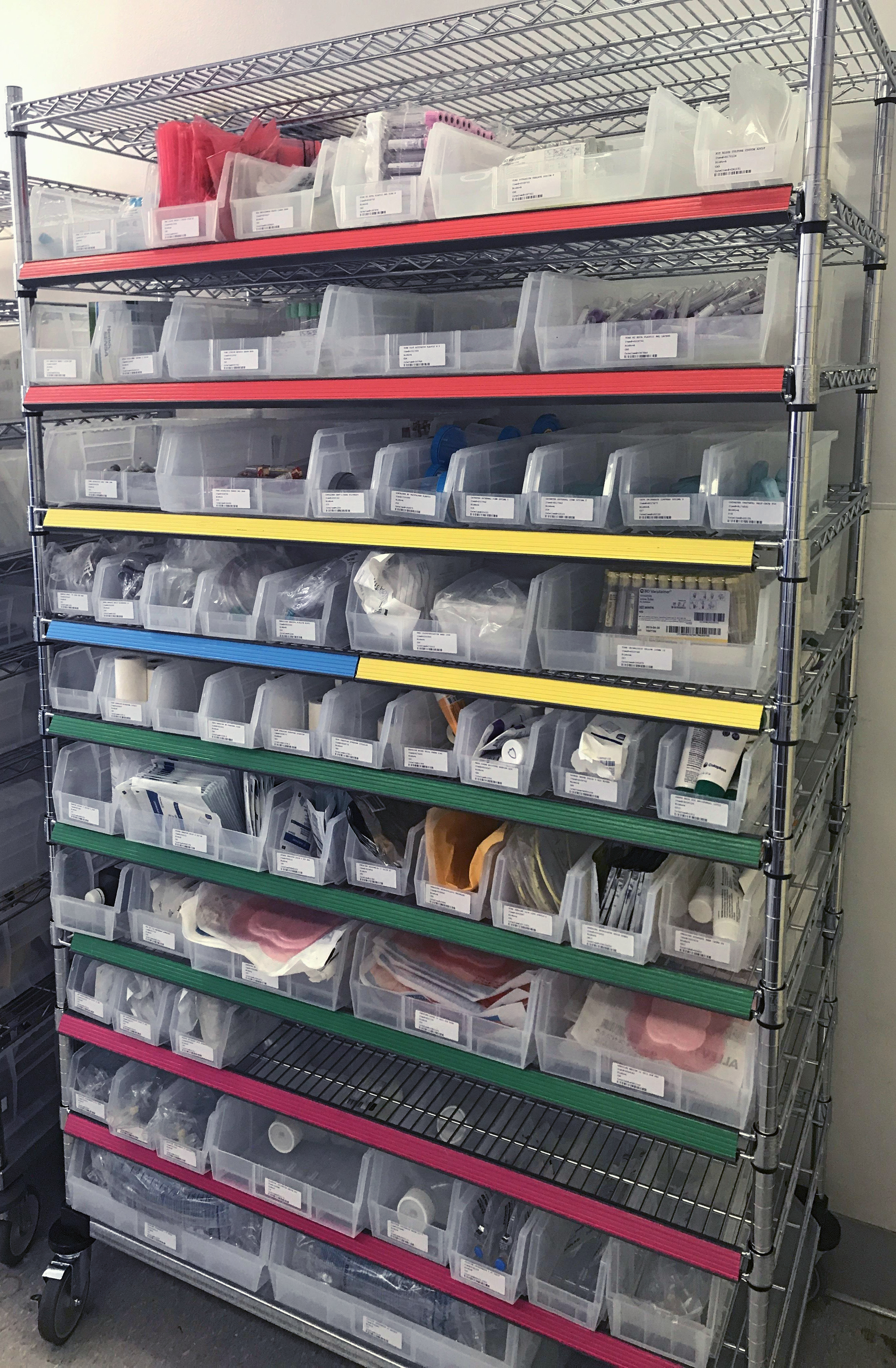 Customer Photos Storage Bins Containers Material