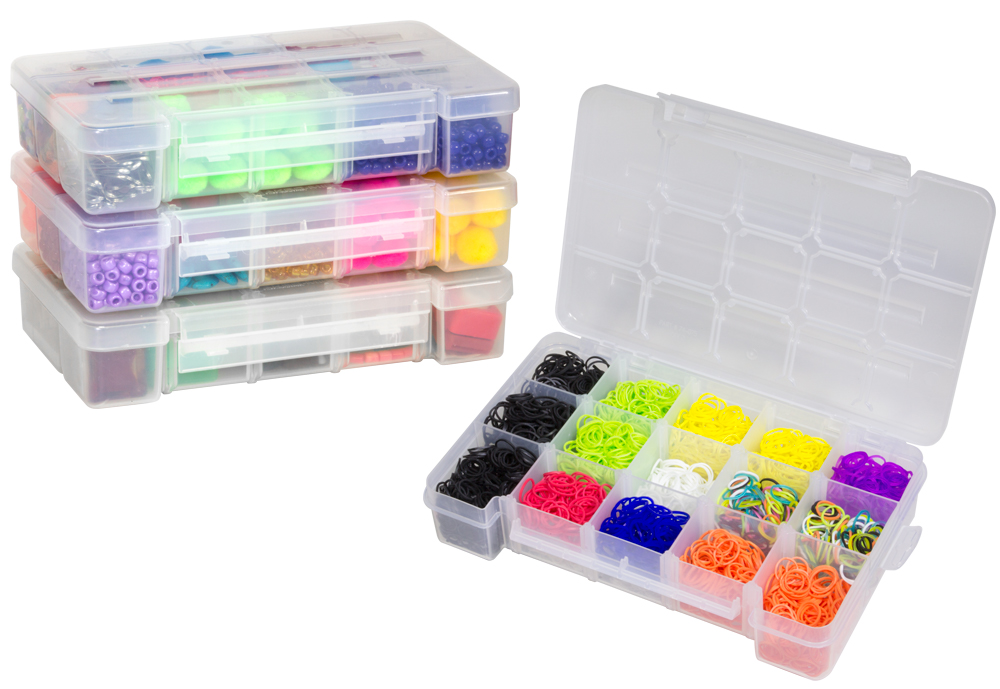 6 great storage ideas to organize craft supplies akro for How to store craft supplies