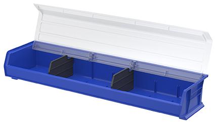 akro mils akrobins plastic storage bins stackable storage bins hanging storage bins 30320. Black Bedroom Furniture Sets. Home Design Ideas