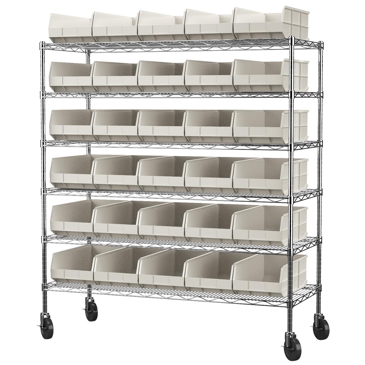 Akro-mils | Stackable Plastic Storage Bins | Storage Cabinets ...