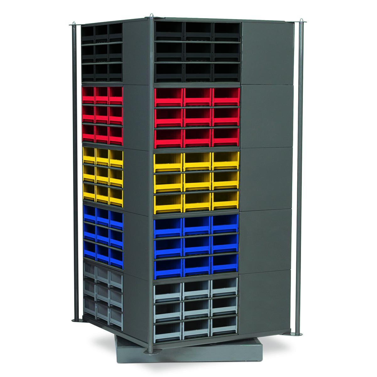 Akro Mils Storage Go Round For Akro Mils 19 Series Metal