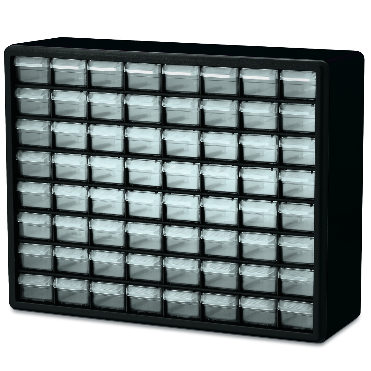 64 Drawer Plastic Storage Cabinet 10164 - Plastic Storage Containers Akro-Bins Wire Shelving