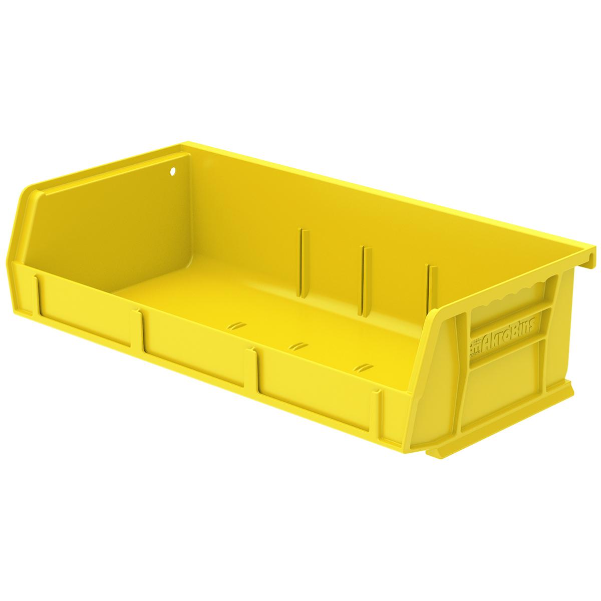 Akro Mils Akrobins Plastic Storage Bins Stackable